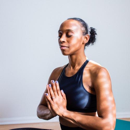 Morning habits - try meditation