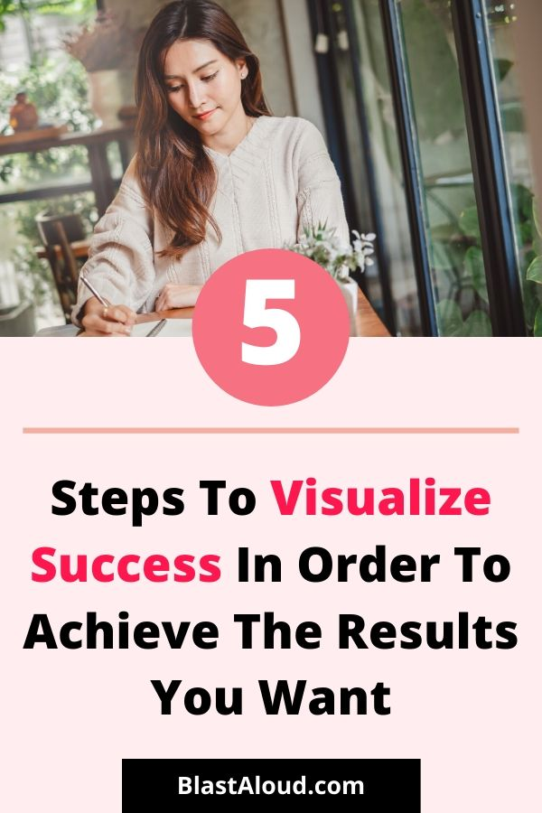 How To Visualize Success