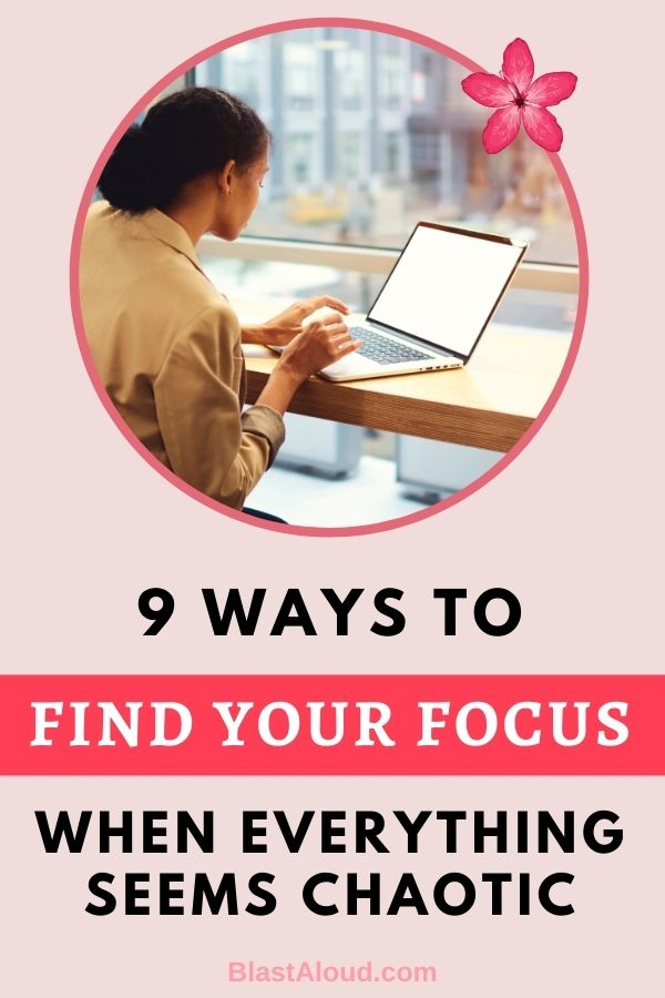 How To Focus Your Mind