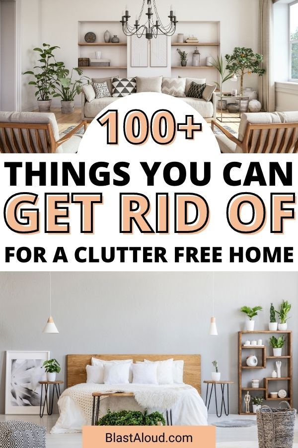 Things To Declutter Right Now